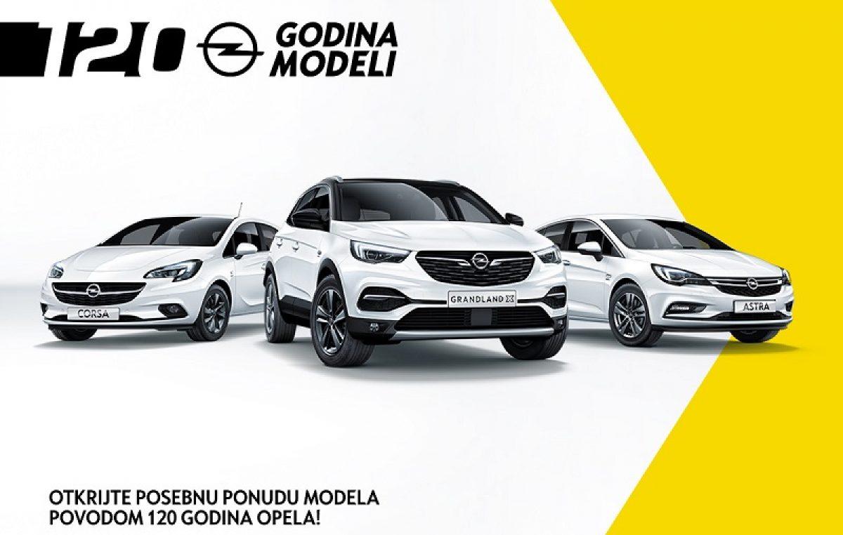 VIDEO Opel slavi 120 godina, a PSC Primorje časti odličnim ponudama atraktivnih modela automobila