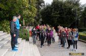 Svake subote do kraja svibnja na rasporedu su aktivne šetnje stazom Carmen Sylve