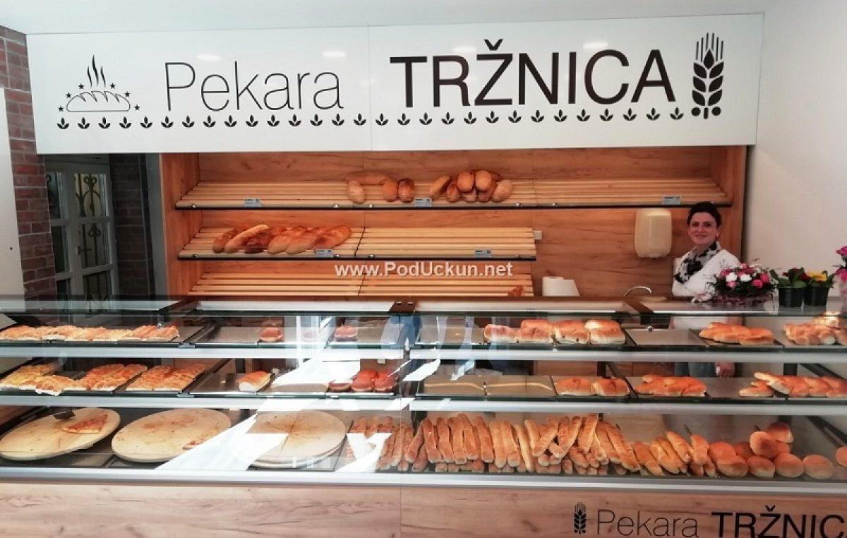 U OKU KAMERE Besplatnim pekarskim proizvodima obilježeno otvorenje pekare 'Tržnica' @ Opatija