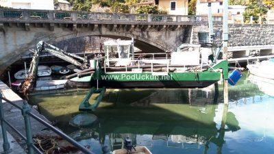 Nastavljeni radovi na produbljivanju podmorja u lučici Ičići, najavljen i veliki projekt na rivi u Mošćeničkoj Dragi