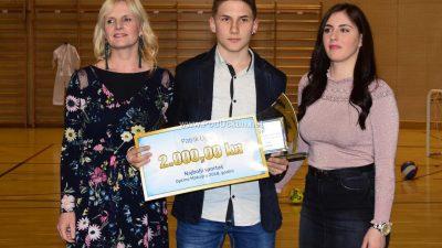 Patrik Ujčić i Sunčana Smokvina Hanza najbolji sportaši, odbojkašice i konopaši najbolje ekipe @ Matulji