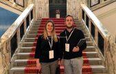 Članovi Savjeta mladih Sara Sušanj i Kristian Tončić sudjelovali na Godišnjoj konferenciji savjeta mladih