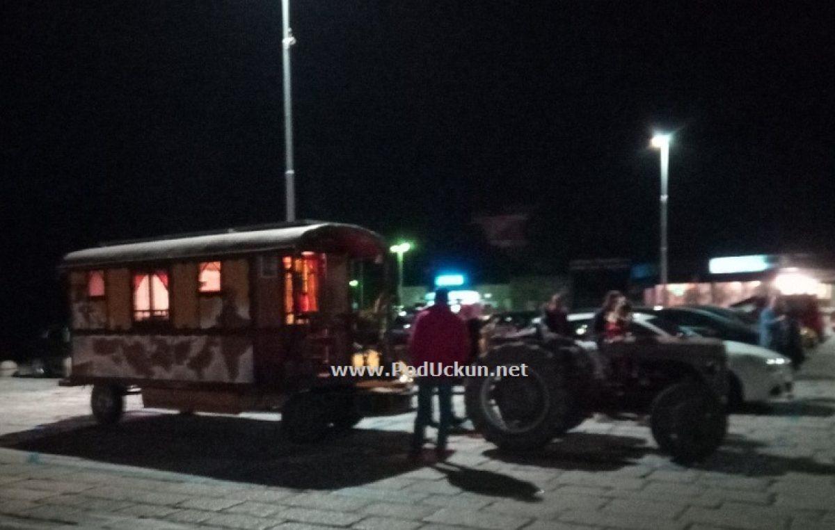 U OKU KAMERE Kratki predah u Opatiji – S traktorom i prikolicom od Francuske prema Indiji