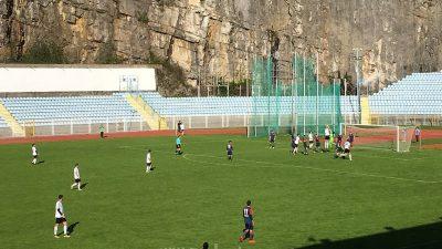 Nogometašima Opatije samo bod u ogledu s Novigradom na Kantridi