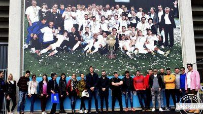 VIDEO Studenti Visoke poslovne škole PAR posjetili kamp HNK Rijeka
