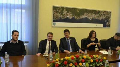 Gradonačelnik Bad Ischla Hannes Heide u posjetu Opatiji
