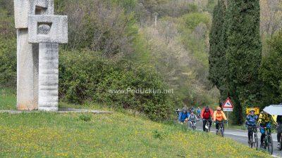 Održano drugo izdanje biciklijade Putevima šparoga @ Mošćenička Draga