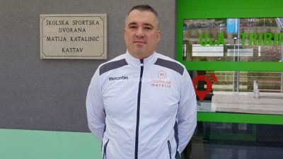 RAZGOVOR Trener KK Kastav Eugen Tončinić: Dvadeset godina radimo izvrsne rezultate