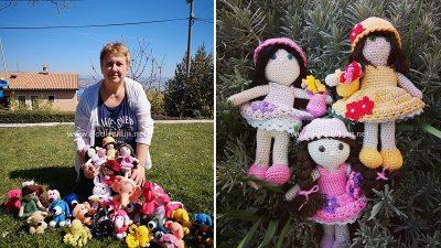 FOTO Heklane igračke za dječje uspomene