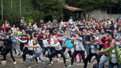 VIDEO/FOTO Preko tisuću sudionika na 7. Festivalu sportske rekreacije