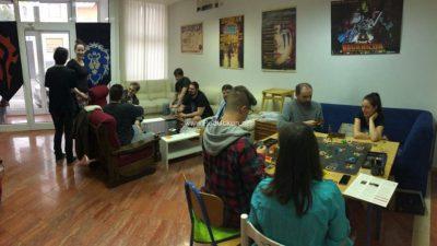 Rujanska igraonica društvenih igara u sklopu projekta Kreativni nered @ Opatija