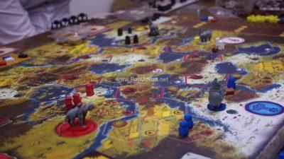 Igraonica modernih društvenih igara ove nedjelje u prostorijama udruge Kulturni front