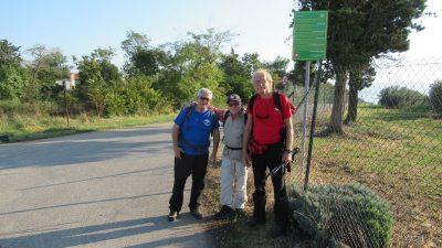 Pulski planinari prohodali Istarski planinarski put u osam dana