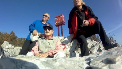 FOTO Pulski planinari prohodali Istarski planinarski put u osam dana