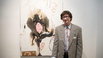 U galeriji Laurus otvorena izložba umjetnika Rudija Benetika iz Bleiburga