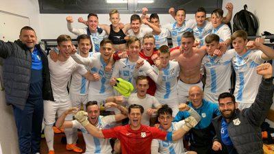 Bellinzona: Juniori Rijeke upisali vrijednu pobjedu protiv Krasnodara