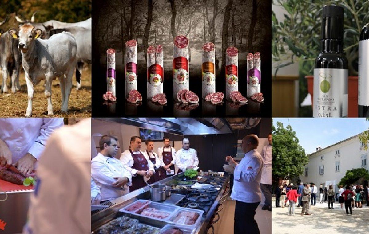 'Key Q' ključ kvalitete istarske gastronomije – Uspješan proljetni ciklus radionica s naglaskom na valorizaciju  lokalnih proizvoda