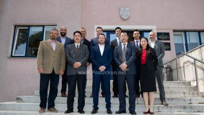FOTO Delegacija Kineske gospodarske komore za privatni sektor u posjetu Općini Matulji