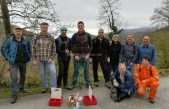 FOTO U organizaciji Hrvatskog planinarskog saveza i komisije za planinarske puteve održani tečajevi za markaciste @ Rijeka, Matulji