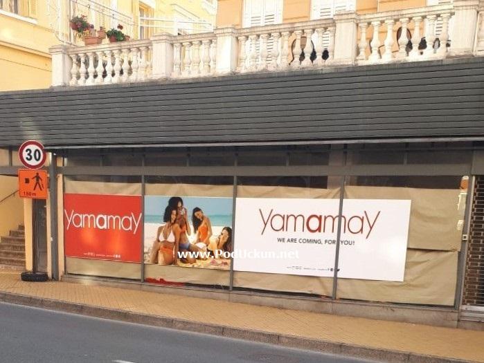 U OKU KAMERE: Umjesto drogerije Müller stiže brend donjeg rublja Yamamay