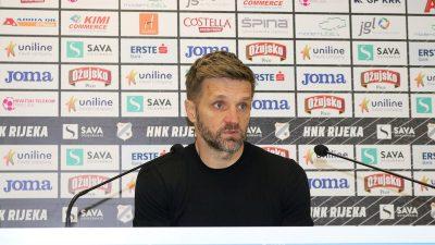 VIDEO Igor Bišćan: Nismo bili na svom nivou, ali na kraju tri boda su najbitnija