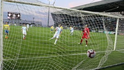 Nogometaši Rijeke upisali visoku pobjedu protiv Intera