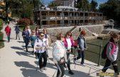 Sunčano vrijeme ispratilo posljednju grupu 'hodača' u sklopu programa Ožujak – Oaza wellnessa