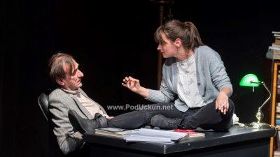 FOTO U centru Gervais održana kazališna predstava Oleanna