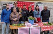 FOTO Najdraži cvijet Ane Rukavine – Članice Foruma žena SDP Matulji i Opatija prikupile 2600 kuna
