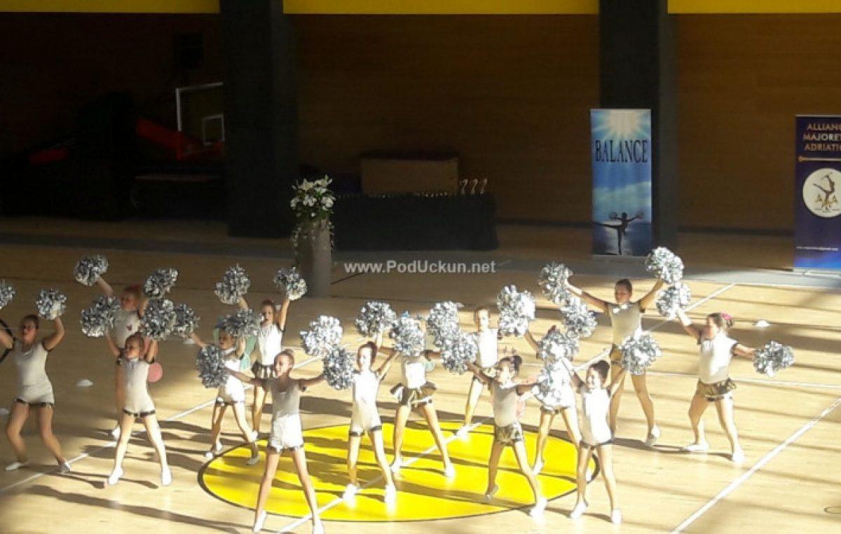 Održan 'Labin Open' – Opatijske mažoretkinje prošle kvalifikacije za Europsko prvenstvo