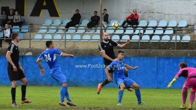 FOTO/VIDEO Opatija prošla u finale Županijskog nogometnog kupa