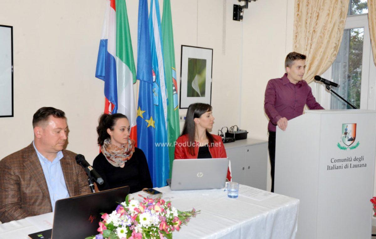 Redovna sjednica predsjednika Zajednice Talijana održana u Lovranu