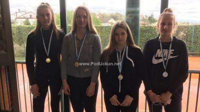Regionalno prvenstvo do 18 godina u tenisu okupilo 31 natjecatelja