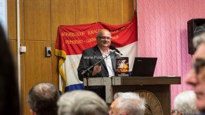 FOTO Održana promocija drugog proširenog izdanja knjige 'Stradanje Vele i Male Učke te Potoka tijekom 2. Svjetskog rata'