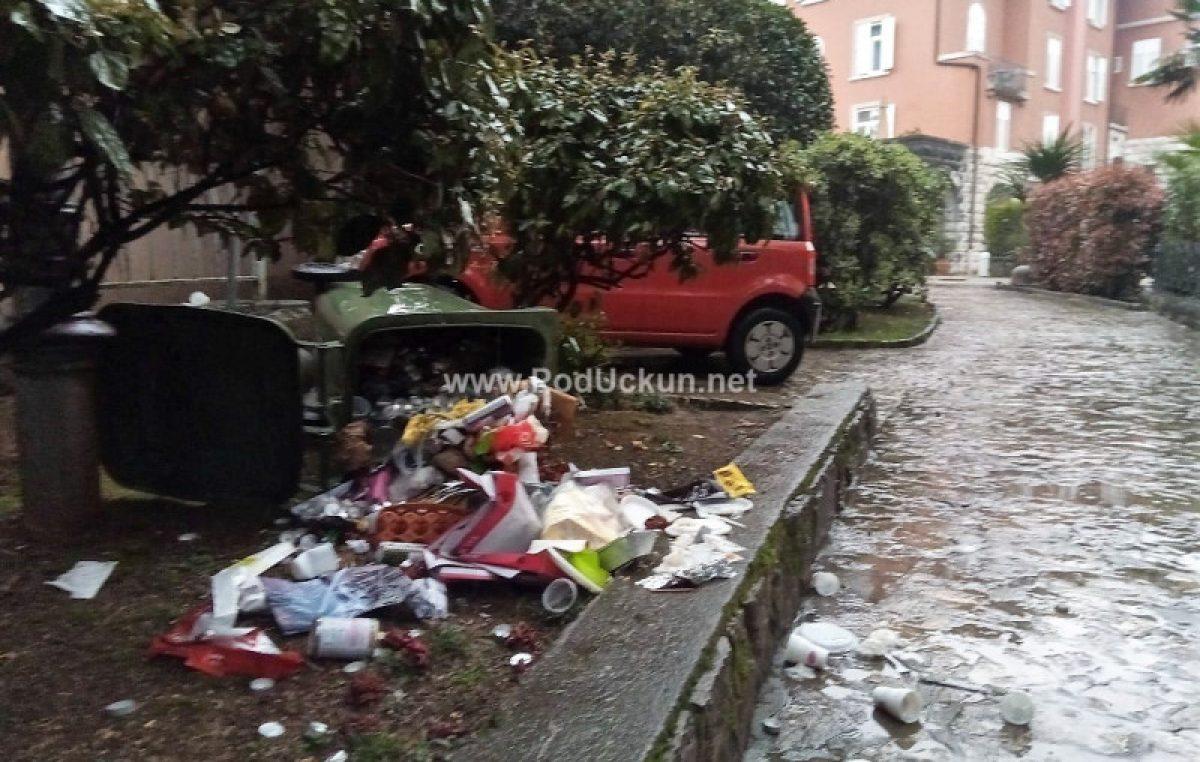 Objavljen kalendar prikupljanja komunalnog otpada na području Opatije