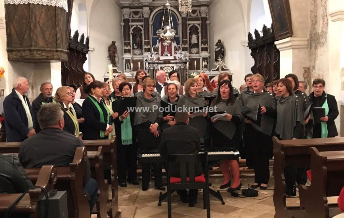FOTO/VIDEO Održan Uskršnji koncert u Crkvi Sv. Jurja u Brseču