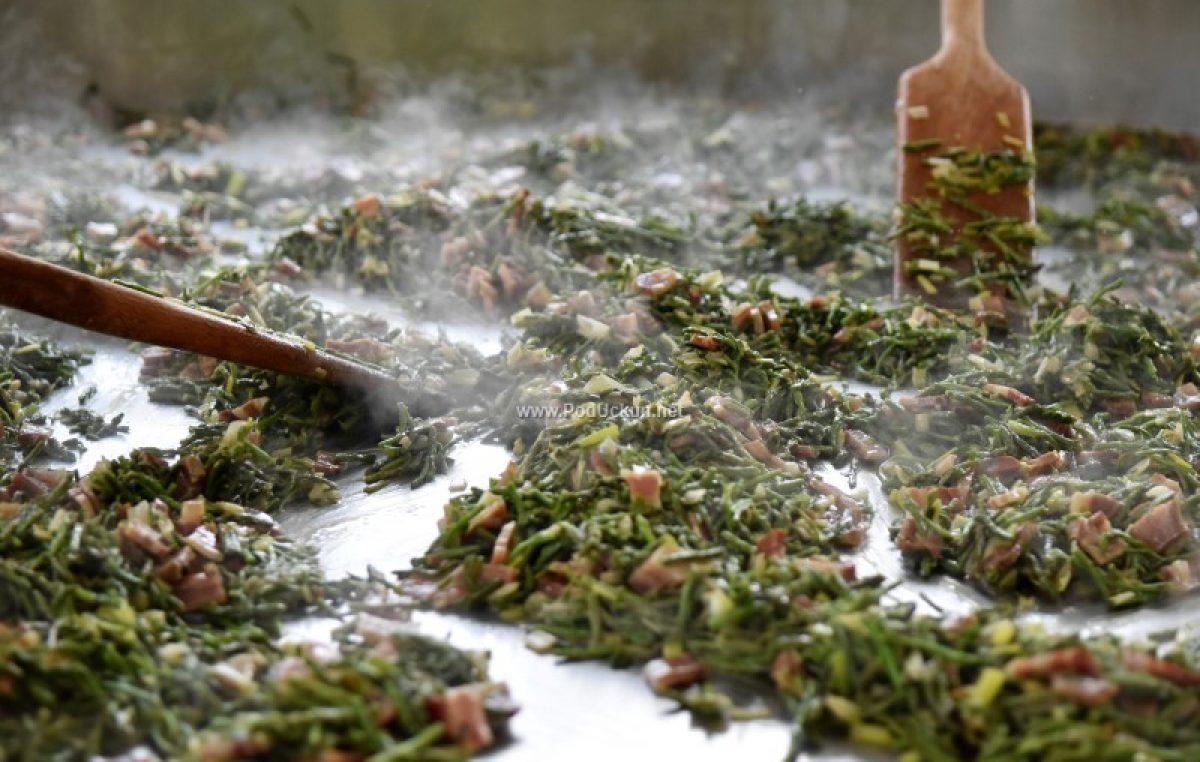 Fešta od šparuga – 500 porcija fritaje planulo u 10 minuta @ Lovran