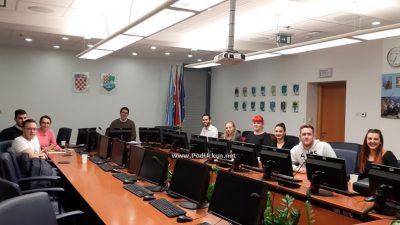 Novi saziv Savjeta mladih PGŽ – Robert Matić predsjednik, Kristian Tončić potpredsjednik