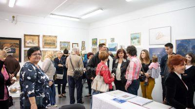 Otvorenje izložbe 'Zajedničke dimenzije' Duška Šibla i Željka Čurčića sutra u Voloskom