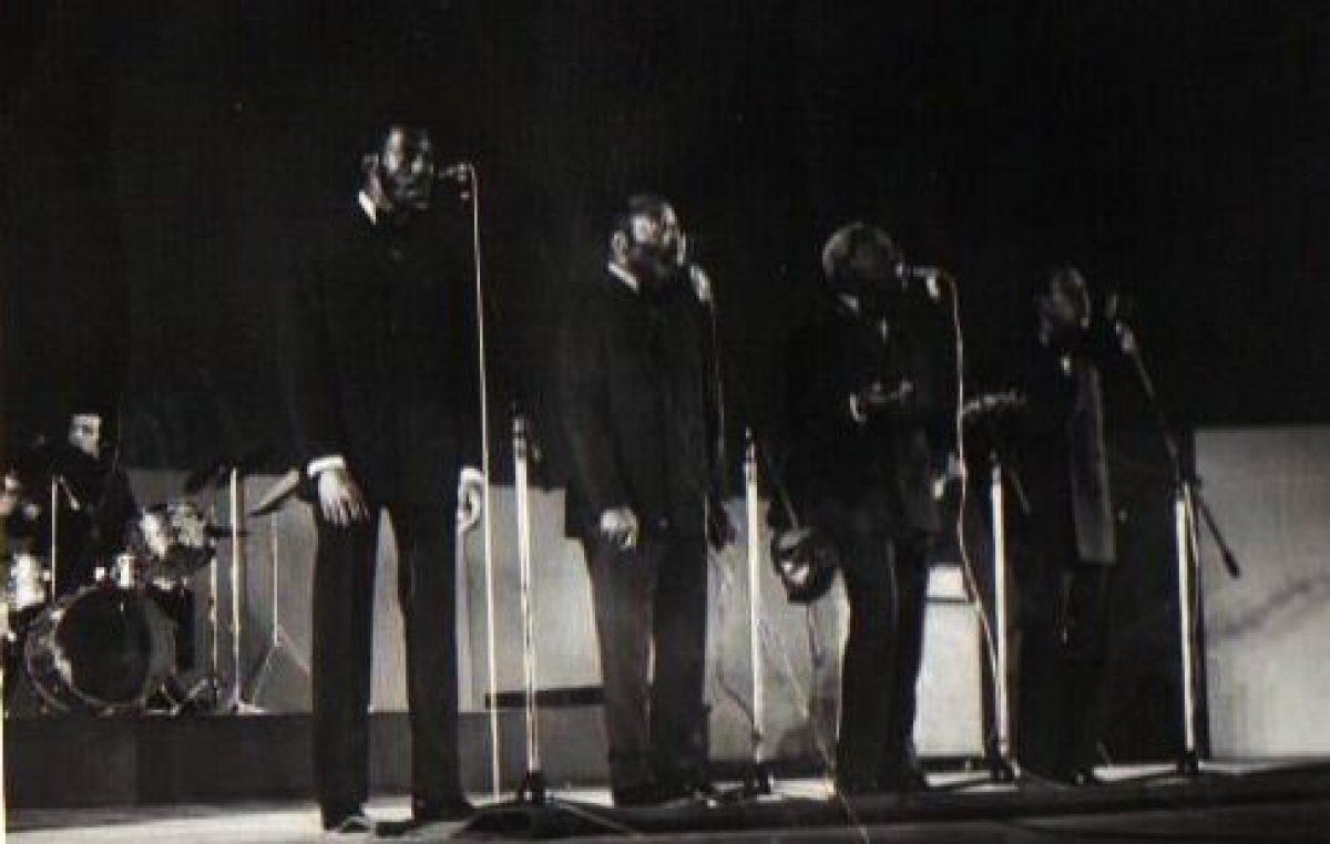 Crtica iz povijesti – Gospel Golden Gate quartet osvojio srca opatijske publike
