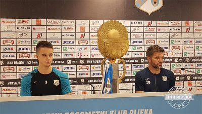 VIDEO Igor Bišćan i Ivan Lepinjica najavili utakmicu u Koprivnici