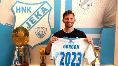 Alexander Gorgon potpisao novi četverogodišnji ugovor s HNK Rijeka