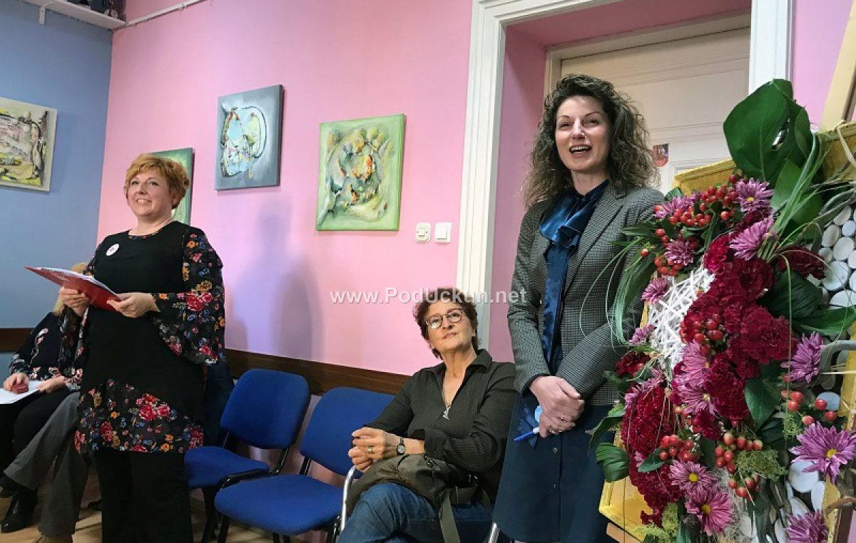 FOTO Autorske volonterske priče – U sklopu novog projekta Crvenog križa predstavila se Loredana Bradaschia