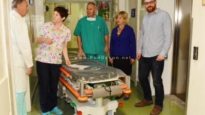 U OKU KAMERE Gradsko vijeće Opatije doniralo dječjoj bolnici vrijednu opremu @ Kantrida
