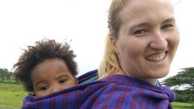 FOTO Opatijka Dunja Osojnak Marinović volontirala u Tanzaniji