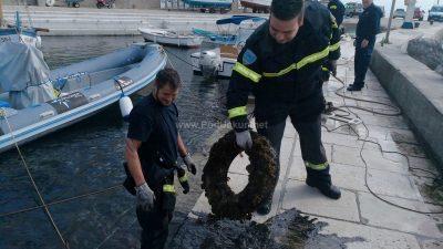 """FOTO U akciji """"Volin svoje mesto"""" iz mora izvučeno dvije tone otpada @ Mošćenička Draga"""