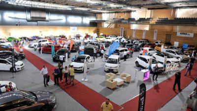 VIDEO/FOTO Otvoren 7. Exclusive Auto Moto Show: Brojne premijere i atrakcije do nedjelje 'parkirane' u Centru Zamet
