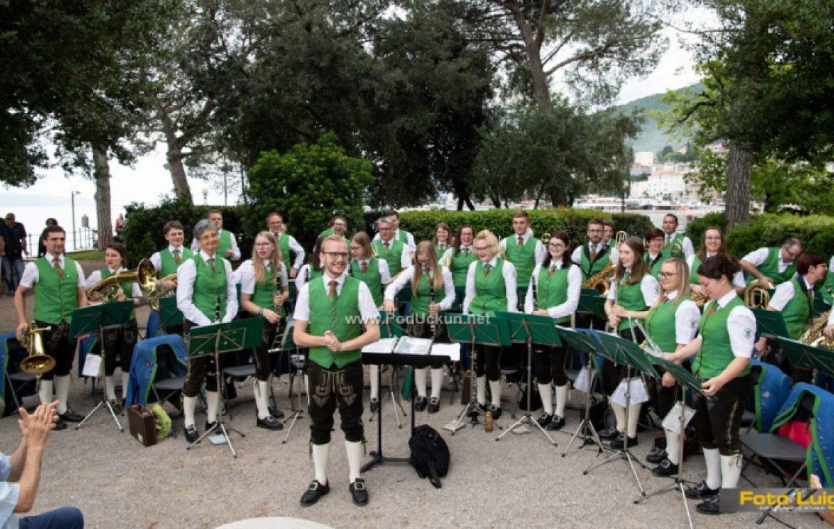 Kiša skratila 27. izdanje festivala Naš Svijet je Glazba @ Lovran, Opatija