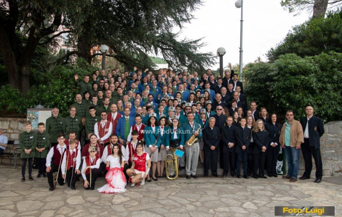 FOTO Kiša skratila 27. izdanje festivala Naš Svijet je Glazba @ Lovran, Opatija