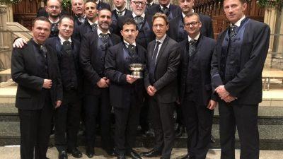 Klapa Kastav osvojila Grand Prix na 9th Cornwall International Male Choral Festival @ Velika Britanija